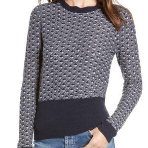 Hinge Printed Sweater